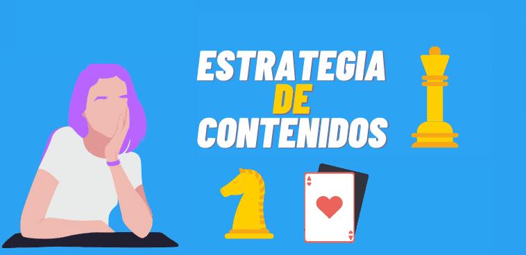 Cómo crear una estrategia de contenidos para mi blog